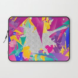 80s Abstract Laptop Sleeve