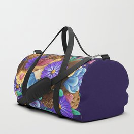 SWEETS & FLOWERS Duffle Bag