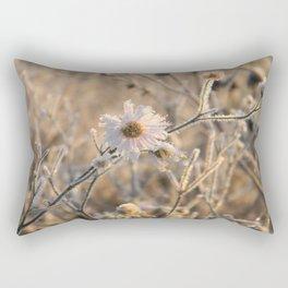 frozen delicacy Rectangular Pillow