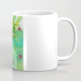 Beauty and the Death Machine Coffee Mug