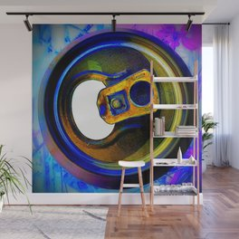 Ring Pull Wall Mural