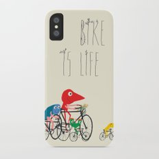 Bike is Life iPhone X Slim Case