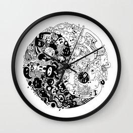 Sid-Sang Wall Clock