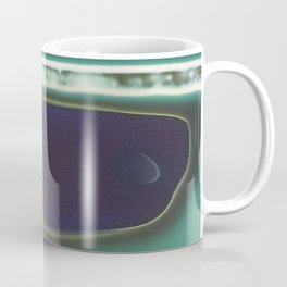 Instant Series: Teal Coffee Mug