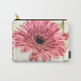 A Daisy for You a bouquet of Gerber Daisies Carry-All Pouch