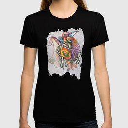 Mind-drawing Doodling Art T-shirt