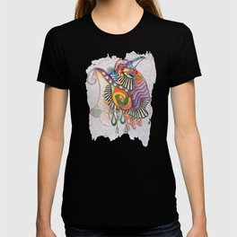 Mind-drawing Doodling Art T-shirt