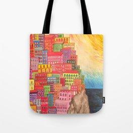The Cinque Terre, Italy Tote Bag