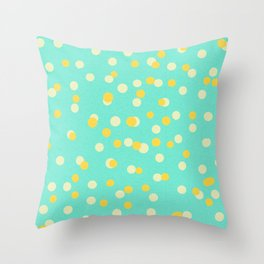 your favourite scarf Throw Pillow