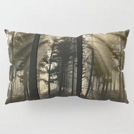Woodland Sunrise Pillow Sham