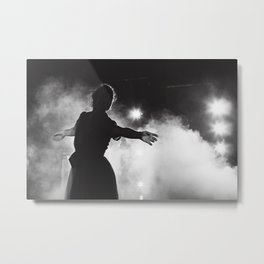 Dancers in Lights 2 Metal Print