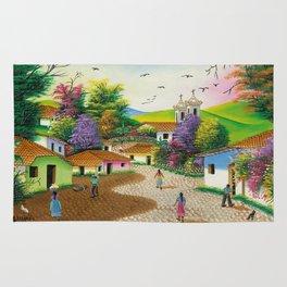 Lolito's Village #1 Rug
