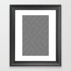 Borges Framed Art Print