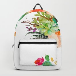 Floral Desert Backpack