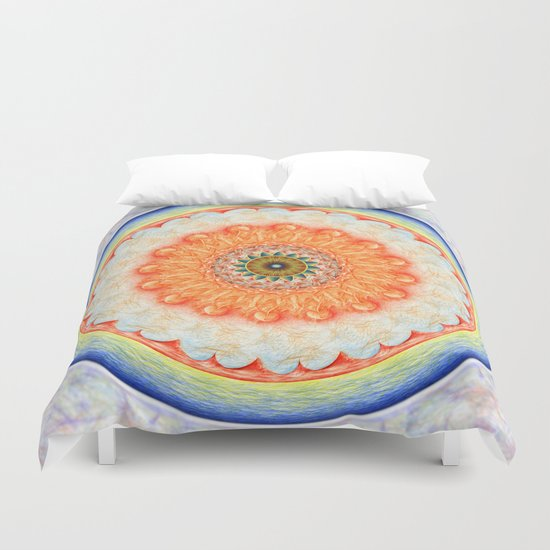 no.110 Duvet Cover
