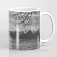 witchcraft Mugs featuring Witchcraft III by Patricia Montrase
