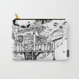 Caban Carry-All Pouch