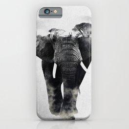 Elephant iPhone Case