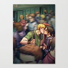 Theodore and William 04 Canvas Print