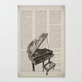 This Machine kill facist Canvas Print