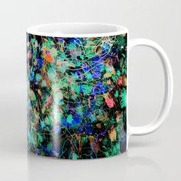 Neon Yoga Coffee Mug