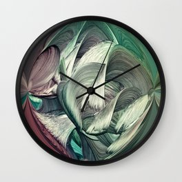 Elatos Wall Clock