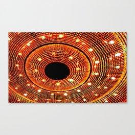 Through The Wormhole part 3 Canvas Print