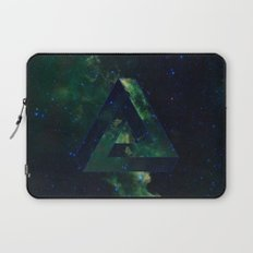 Impossible Triangle Galaxy Laptop Sleeve
