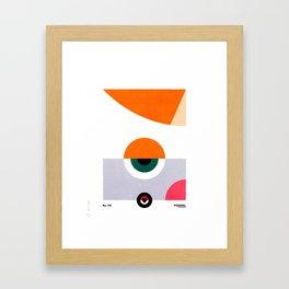 PKMNML #118 GOL DEEN Framed Art Print