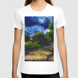 'road to nowhere' T-shirt