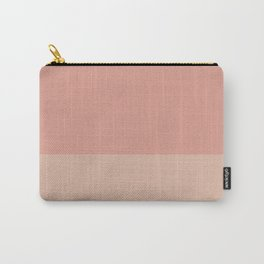 VINTAGE ROSE x PEACH Carry-All Pouch
