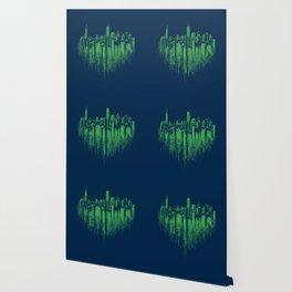 Green city Wallpaper