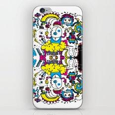 StreetArt iPhone & iPod Skin