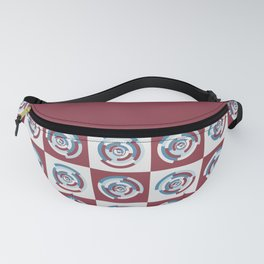 Circle in motion 1 Fanny Pack