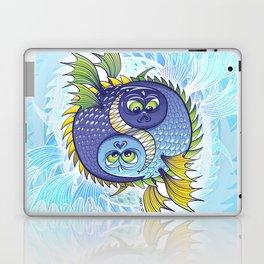 Monstrous Yin Yang Laptop & iPad Skin