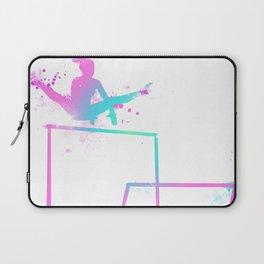 Gymnast - Bars Laptop Sleeve
