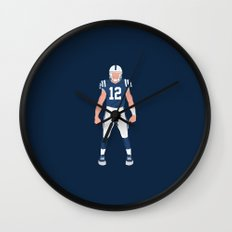 ColtStrong - Andrew Luck Wall Clock