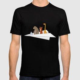 plane sailing T-shirt