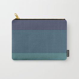 Blue gradations Carry-All Pouch