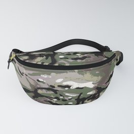 Camo Camo, and the art of disappearing. Fanny Pack