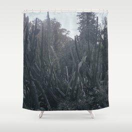 Cactus dream Shower Curtain