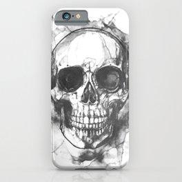 Skull No. 1 iPhone Case