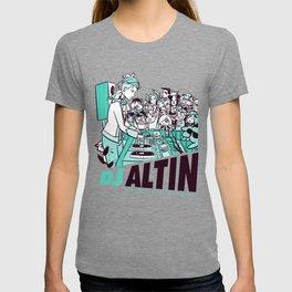 DJ Altin Shirt (Green Variant) T-shirt