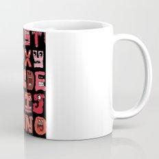 Angry Letters Mug