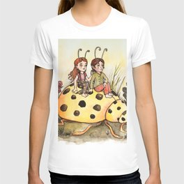 Ladybug Friends T-shirt