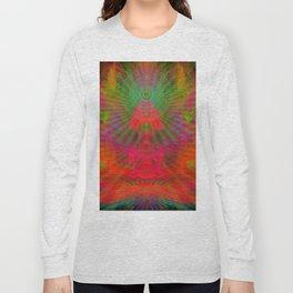 Love Radiation Meditation Long Sleeve T-shirt