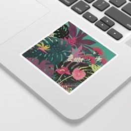 Tropical Tendencies Sticker