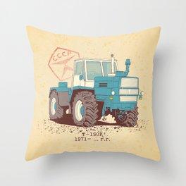 T 150K Throw Pillow
