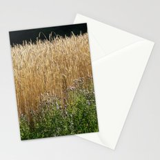 Field of summer Stationery Cards
