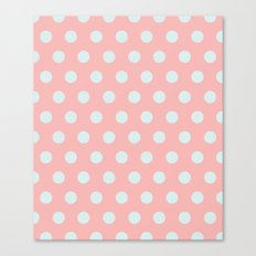 Dots collection III Canvas Print